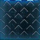 Großkaro positiv Blau